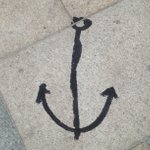 grafitti anchor